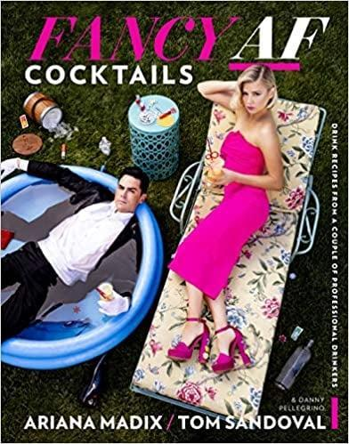 <p>Learn how to be a SURver at home with the <span>Fancy AF Cocktails: Drink Recipes from a Couple of Professional Drinkers</span> ($15, originally $25).</p>