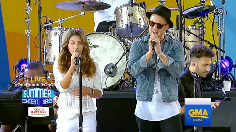 fb17299a199 Watch Chris Cornell's Daughter Sing 'Hallelujah' for Father and Chester  Bennington