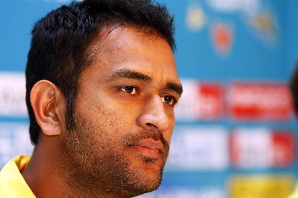 MS Dhoni- synonymous with Chennai Super Kings