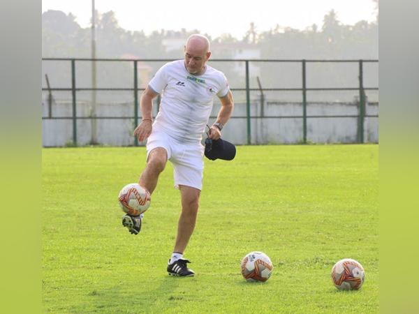 Antonio Lopez Habas (Photo/ ATK Mohun Bagan Twitter)