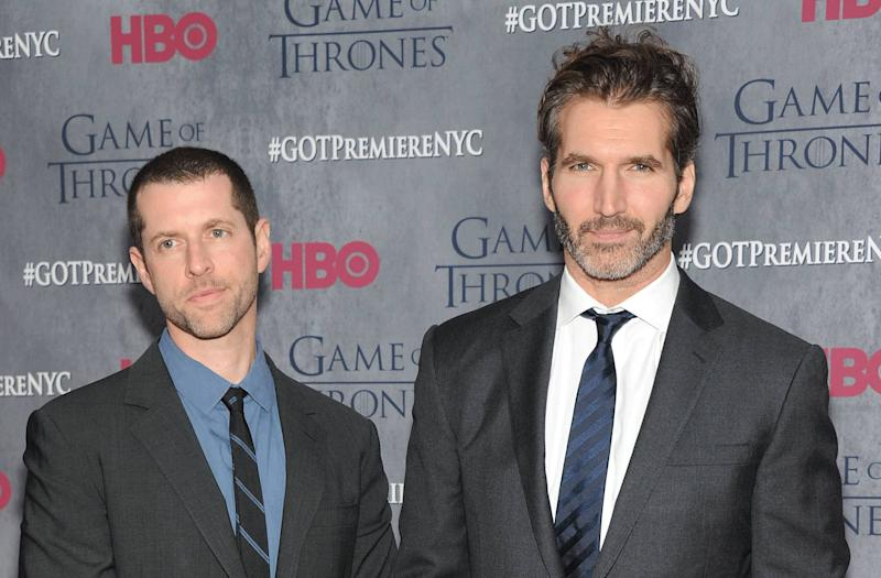David Benioff and DB Weiss lied in order to get 'Game of Thrones' of the ground