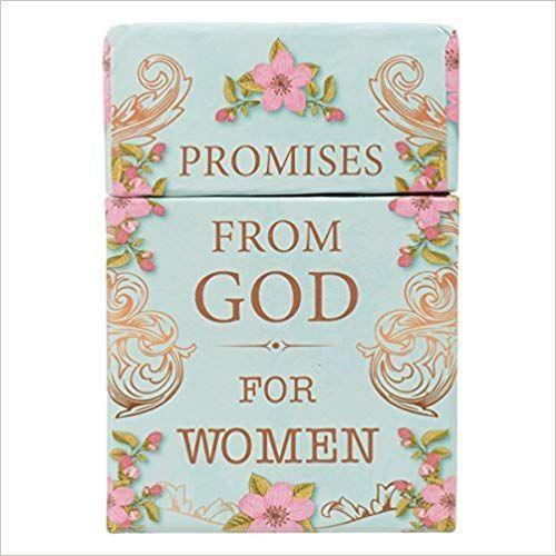 """<p><strong>Christian Art Gifts</strong></p><p>amazon.com</p><p><strong>$4.99</strong></p><p><a href=""""https://www.amazon.com/dp/B00T5DYXHE?tag=syn-yahoo-20&ascsubtag=%5Bartid%7C10070.g.23800533%5Bsrc%7Cyahoo-us"""" rel=""""nofollow noopener"""" target=""""_blank"""" data-ylk=""""slk:SHOP NOW"""" class=""""link rapid-noclick-resp"""">SHOP NOW</a></p><p>Almost a year's worth of God's love in a tiny package. With more than 50 inspirational cards to choose from, she can read one at the start of each week to ensure she walks in God's light for the next seven days. </p>"""