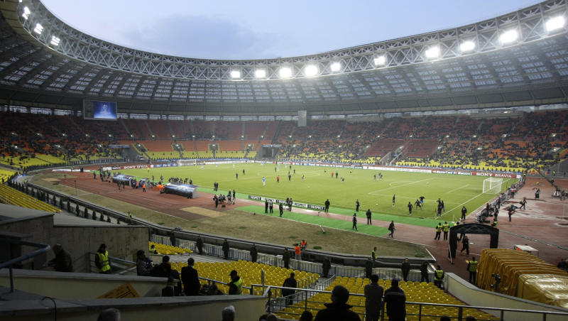 Russia to increase security at athletics event