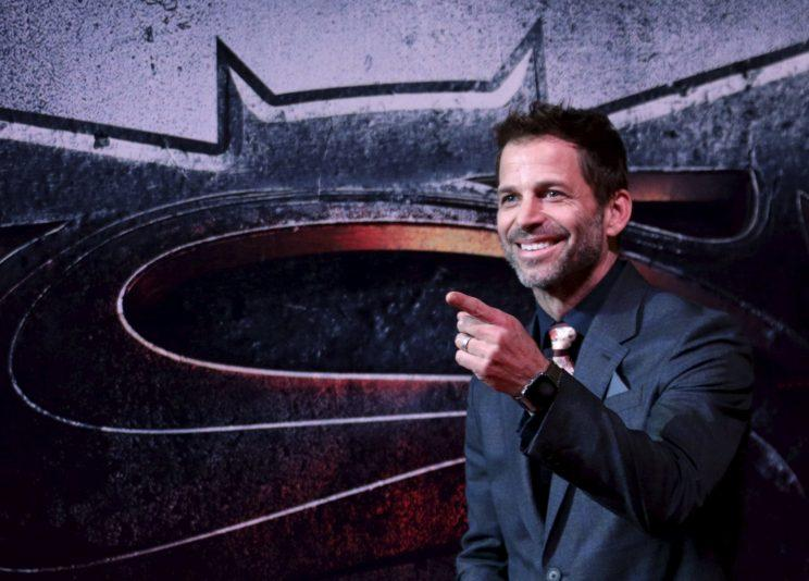 Snyder... may no longer be such an integral part of the DC cinematic universe - Credit: Reuters