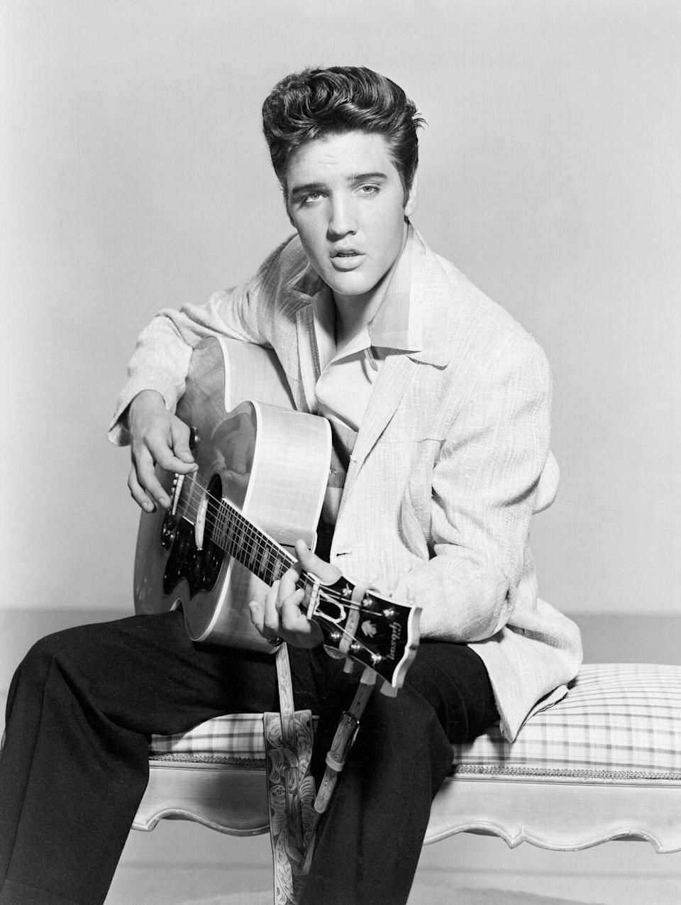 "<p>The King of Rock and Roll had 18 #1 hits in his career, but struck out on 11 of his <a href=""https://www.grammy.com/grammys/artists/elvis-presley"" rel=""nofollow noopener"" target=""_blank"" data-ylk=""slk:14 nominations"" class=""link rapid-noclick-resp"">14 nominations</a>. The record for the most Grammy wins actually belongs to <a href=""https://www.grammy.com/grammys/artists/georg-solti"" rel=""nofollow noopener"" target=""_blank"" data-ylk=""slk:George Solti"" class=""link rapid-noclick-resp"">George Solti</a>, the longtime leader of Chicago Symphony Orchestra, with 31 awards to his name.</p><p><strong>RELATED: </strong><a href=""https://www.goodhousekeeping.com/life/entertainment/g23120214/best-love-songs/"" rel=""nofollow noopener"" target=""_blank"" data-ylk=""slk:The 35 Best Love Songs of All Time"" class=""link rapid-noclick-resp"">The 35 Best Love Songs of All Time</a></p>"