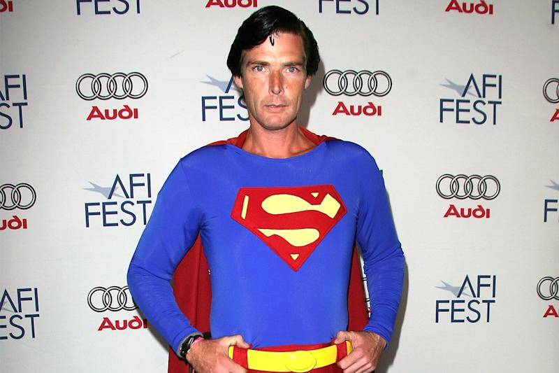 Christopher Dennis, Known as 'Hollywood Superman,' Dies at 52