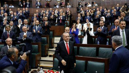 Turkey sacks 18,500 state employees over alleged terrorism links