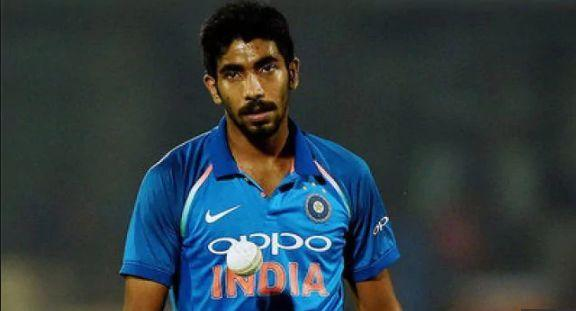 Jasprit Bumrah is currently playing in the first ODI against Sri Lanka