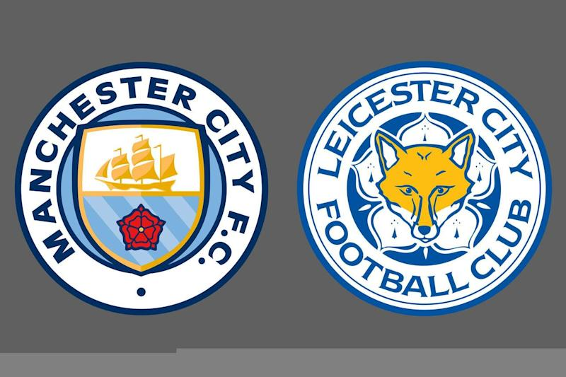 Manchester City-Leicester City