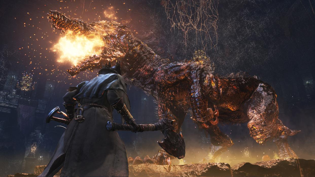 As Weakest Class, Bloodborne Player Beats Game Without Ever