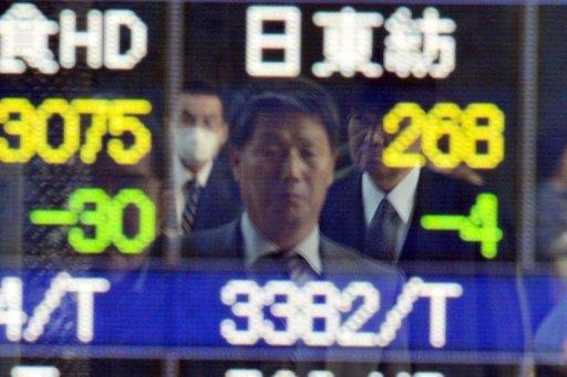 Asian markets mixed after Chinese data