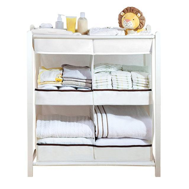 """<p>Nurseries can quickly go from clean and organized to a total disaster, but this set-up will help parents keep it all together. <em>(Nursery essentials organizer, MUNCHKIN, $28)</em></p><p> <a rel=""""nofollow noopener"""" href=""""https://www.amazon.com/Munchkin-43449-Nursery-Essentials-Organizer/dp/B00HWXXTBA/?tag=syndication-20"""" target=""""_blank"""" data-ylk=""""slk:BUY NOW"""" class=""""link rapid-noclick-resp"""">BUY NOW</a></p>"""