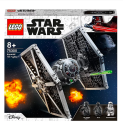 """<p>Kids can role play as the villains from the classic Star Wars trilogy with this cool LEGO brick version of the Imperial TIE Fighter. The set features an opening LEGO minifigure cockpit and two spring-loaded shooters. Perfect for children aged eight or older.</p><p><a class=""""link rapid-noclick-resp"""" href=""""https://direct.asda.com/george/toys-character/lego/lego-star-wars/lego-star-wars-imperial-tie-fighter-toy-75300/050895643,default,pd.html?cgid=D30M2G1C2"""" rel=""""nofollow noopener"""" target=""""_blank"""" data-ylk=""""slk:Shop now"""">Shop now</a></p>"""