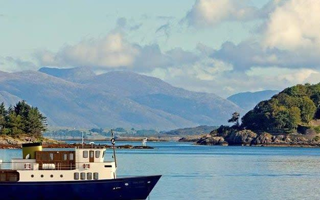 Scotland's Majestic Line will soon sail passengers once again - Majestic Line