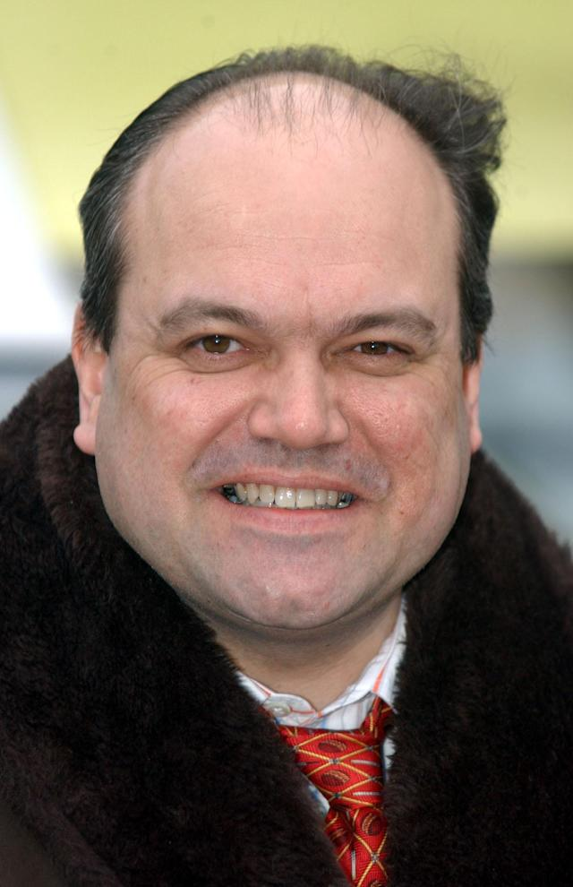 Actor Shaun Williamson played Barry Evans in EastEnders for nine years. (Photo by Andy Butterton - PA Images/PA Images via Getty Images)