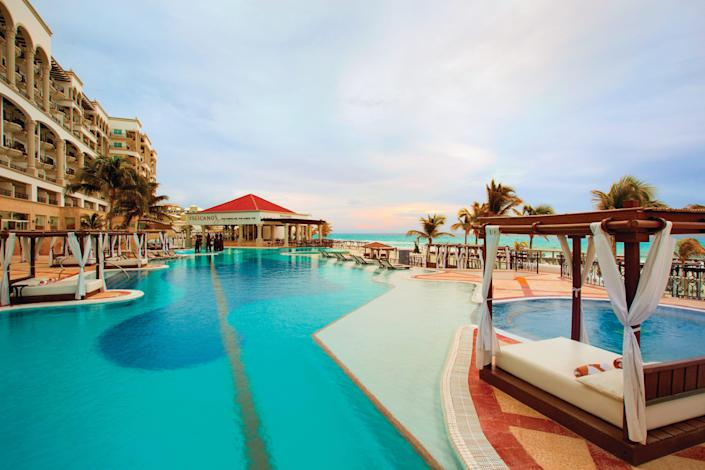 The Hyatt Zilara in Cancun is an adults-only, all-inclusive resort.