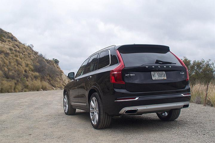 together with volvo xc90 - photo #11