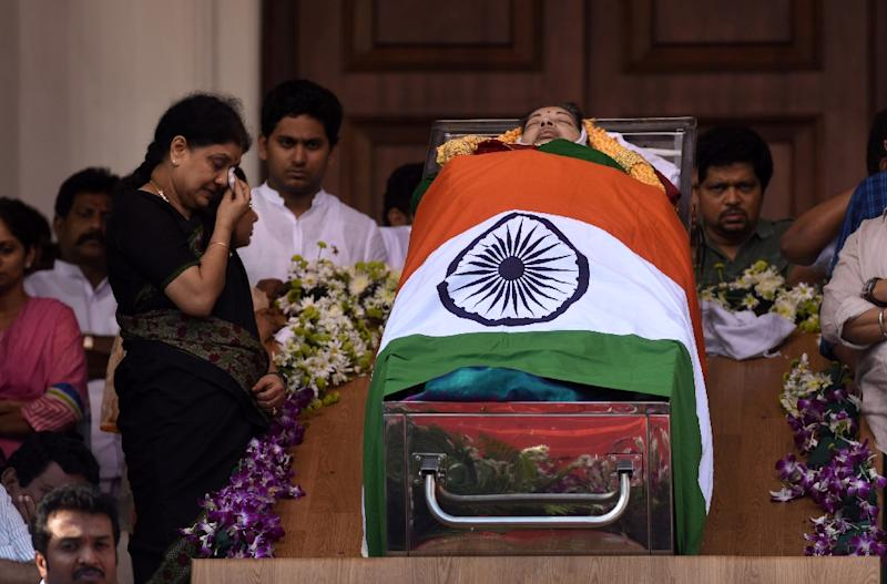 77 persons died of shock at Jayalalithaa's death