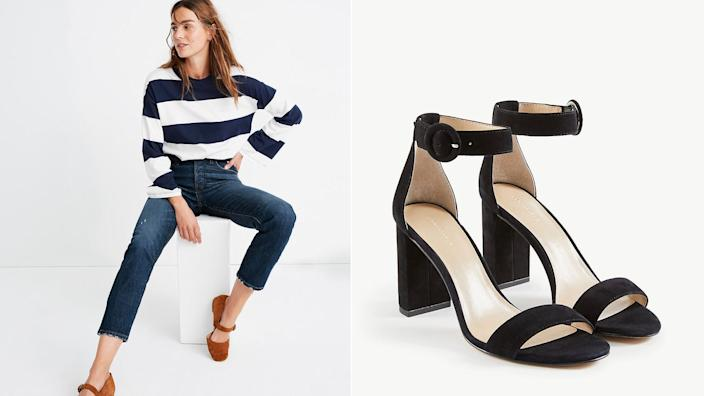 Save on sweaters and more during this extended Ann Taylor Cyber Week sale.