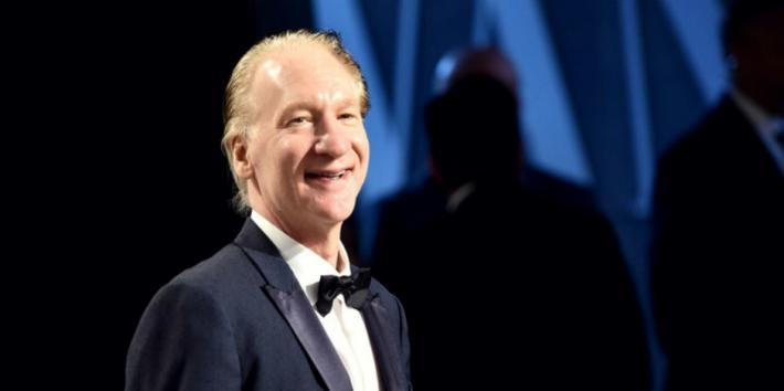 who is Bill Maher's wife
