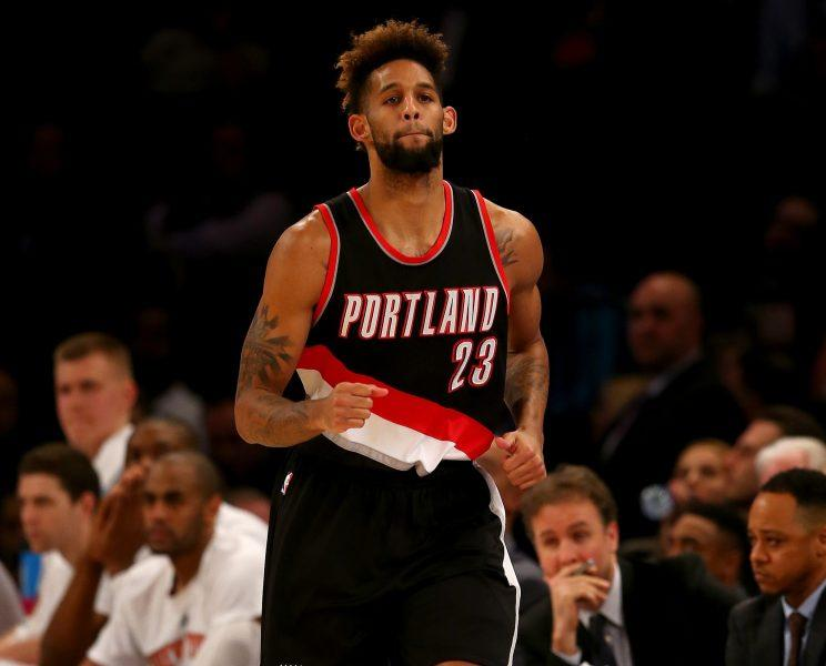 Allen Crabbe has a big new contract to live up to. (Getty Images)