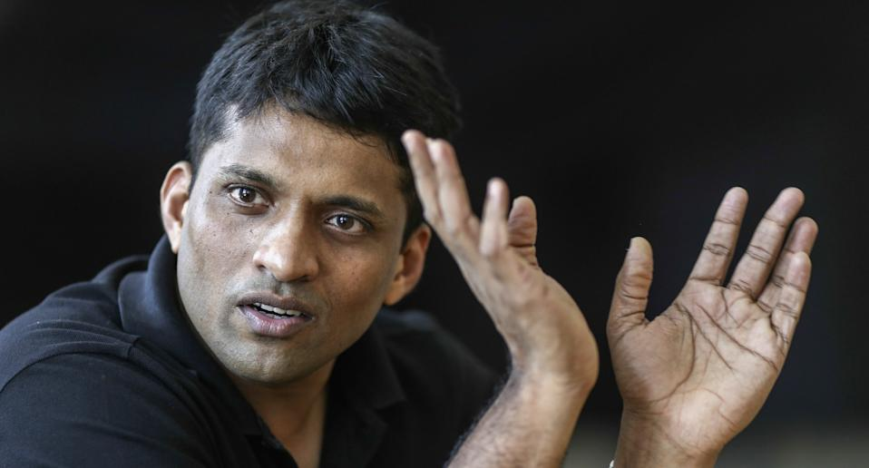 Byju Raveendran founded an educational technology and online tutoring company called Think and Learn Private Ltd in 2011 in Bangalore. It is more famous as 'BYJU'S – The Learning App'. In 2019, it was the world's most valued edutech company at Rs 37,000 crore.