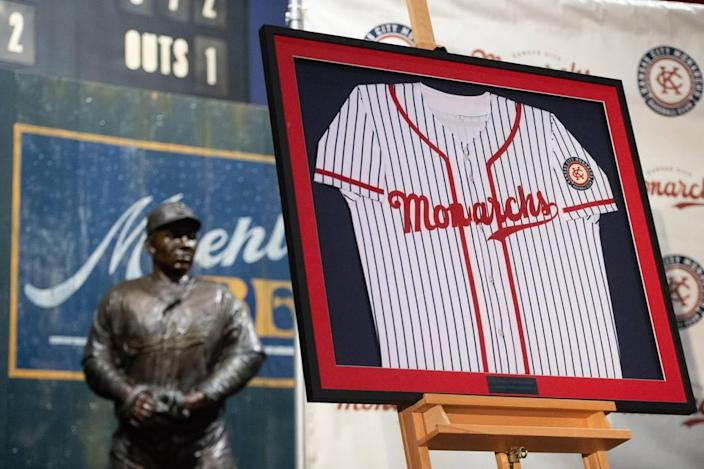 The former Kansas City T-Bones have adopted the name of the Negro Leagues' Kansas City Monarchs, and they open the season May 18 at Legends Field.