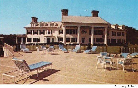 Land's End in Sands Point, N.Y., might have inspired Daisy Buchanan's house