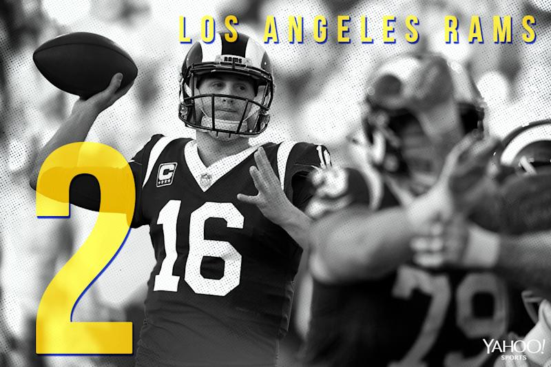 9f9f3875 2019 NFL preview: Rams gear up for another Super Bowl run