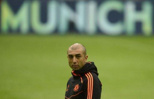 "Di Matteo has been credited with masterminding a ""phenomenal turnaround"""