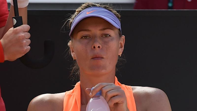 Sharapova to enter Wimbledon qualifying