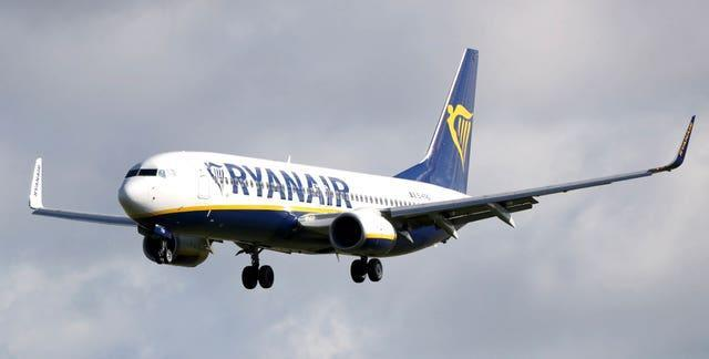 The Ryanair flight was diverted to Minsk