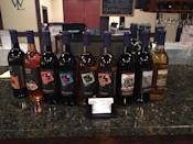 """<p><a href=""""https://foursquare.com/v/the-winery-at-williams-landing/5323879111d2013f95545ba9"""" rel=""""nofollow noopener"""" target=""""_blank"""" data-ylk=""""slk:The Winery at Williams Landing"""" class=""""link rapid-noclick-resp"""">The Winery at Williams Landing</a> in Greenwood</p><p>""""My friends and I made a quick stop in to grab some bottles of wine, and before we knew it, we were taste-testing, learning about the history of each wine bottle, the label, and the <span class=""""highlightNode"""">Delta blues</span>!<span class=""""redactor-invisible-space"""">"""" - Facebook user Mary Margaret Pyron</span></p>"""