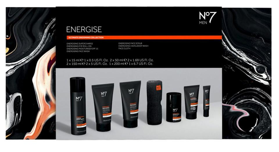 No7 Men Ultimate Grooming Collection