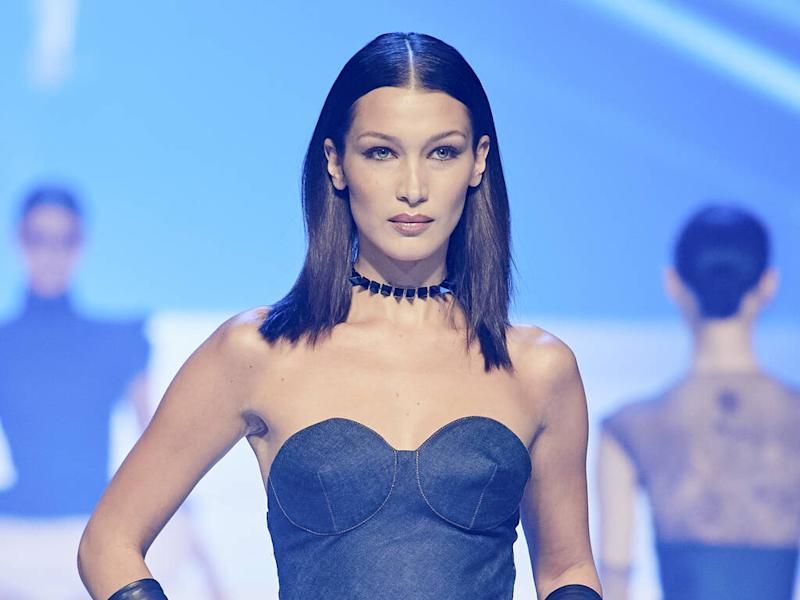 Bella Hadid: 'I started modelling way too young'