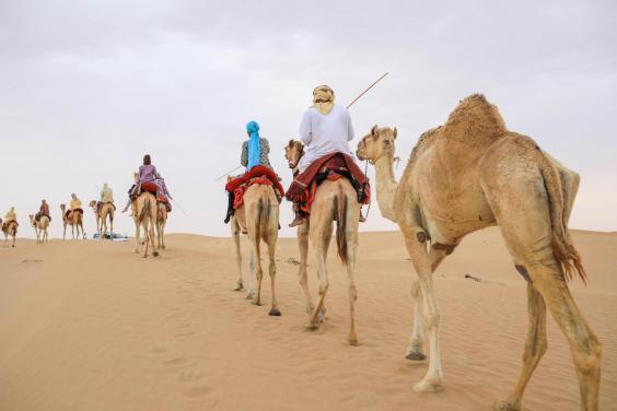 Spend the morning experiencing traditional Bedouin culture (Visit Dubai)