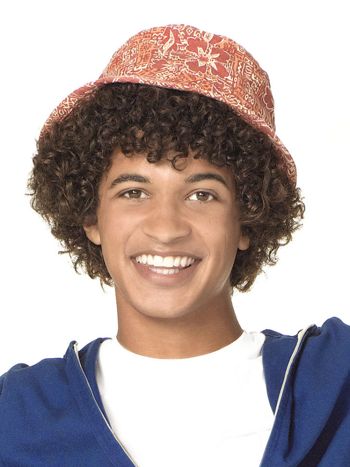 "TEEN BEACH MOVIE - Jordan Fisher stars as Seacat on Disney Channel's ""Teen Beach Movie."""