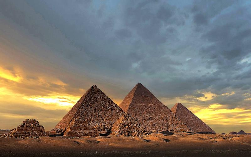 Secrets of the Great Pyramids of Giza
