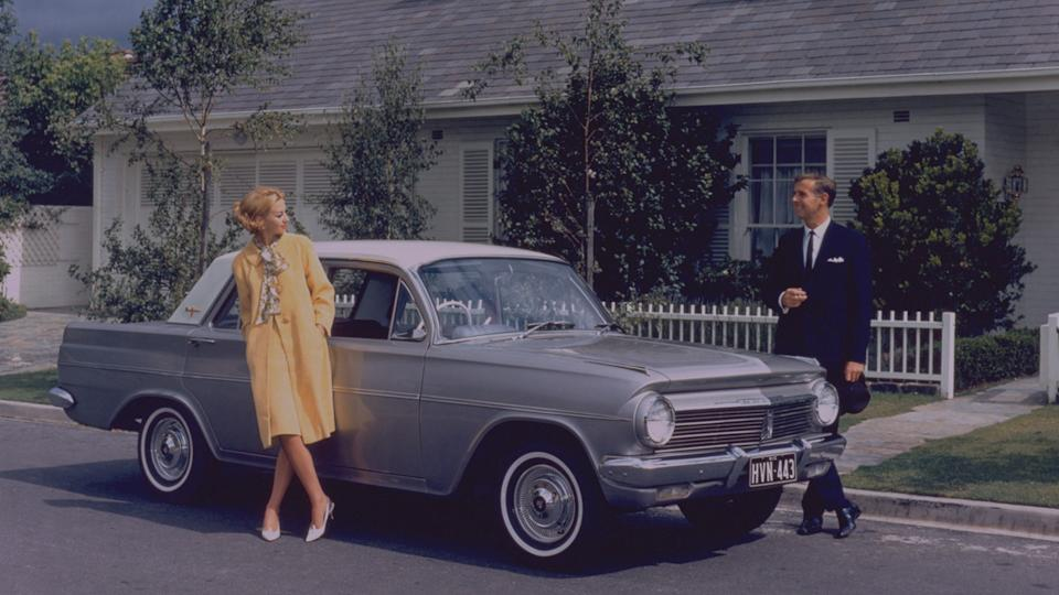 Holden in the 1970s. (Source: Holden)