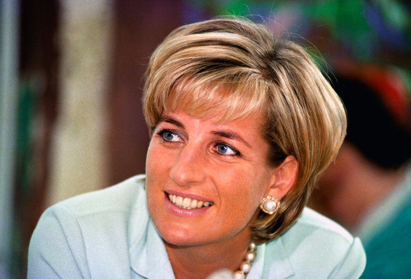 Princess Diana died in August 1997 (Picture: PA)