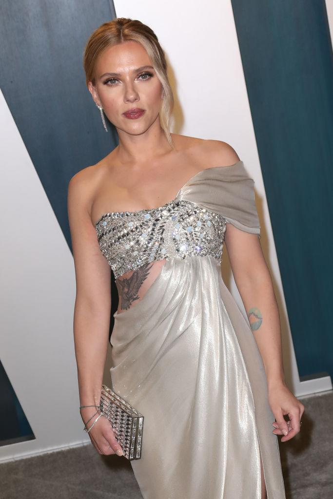 Scarlett Johansson is launching a skincare line in 2022. (Photo by Toni Anne Barson/WireImage)