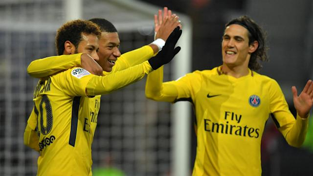 Unai Emery's side are looking to maintain their stranglehold on the Ligue 1 title race with yet another away win - follow all the action LIVE!