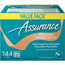 """<p>$7</p><p><a class=""""link rapid-noclick-resp"""" href=""""https://www.walmart.com/ip/Assurance-Premium-Washcloths-Extra-Large-144-count/24360534"""" rel=""""nofollow noopener"""" target=""""_blank"""" data-ylk=""""slk:BUY NOW"""">BUY NOW</a><br></p><p>Disposable washcloths are a common purchase in Missouri.</p>"""