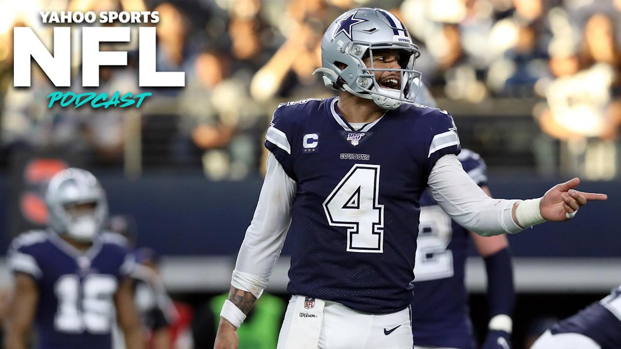 NFL Podcast: Cowboys still need to prove it, plus two dramatic losses in the Bay
