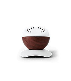 """<p>As I've tracked my sleep with my Oura ring, I noticed a significant improvement in my latency (amount of time it takes for me to fall asleep) when I unwind at night with a meditation. I love the <span>Core Meditation Trainer</span> ($179), a handheld device that guides you through meditation sessions with vibration patterns that give your something to focus on. Each session tracks your time spent calm or focused, as well as your heart rate.</p> <p>Another meditation I've also been incorporating into my routine is <a href=""""https://pauseplaywellness.com/products/i-am-intuitive-crystal-healing-affirmation-candle"""" class=""""link rapid-noclick-resp"""" rel=""""nofollow noopener"""" target=""""_blank"""" data-ylk=""""slk:Pause Play Wellness"""">Pause Play Wellness</a> candle and meditation ($55). This candle includes a QR code with an option for a """"pause"""" guided, twenty minute mediations that helps turn off my racing mind.</p>"""