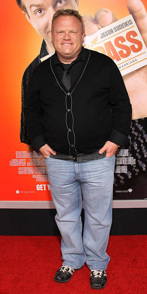 "<a href=""http://movies.yahoo.com/movie/contributor/1804858048"">Larry Joe Campbell</a> attends the Los Angeles premiere of <a href=""http://movies.yahoo.com/movie/1810133702/info"">Hall Pass</a> on February 23, 2011."