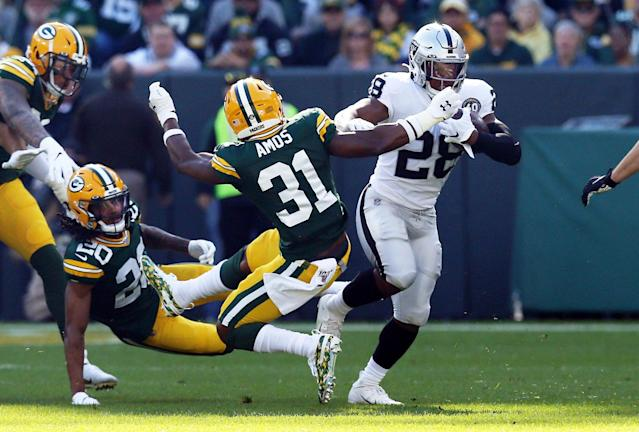 King's Kourt: Oakland Raiders shredded by the Packers