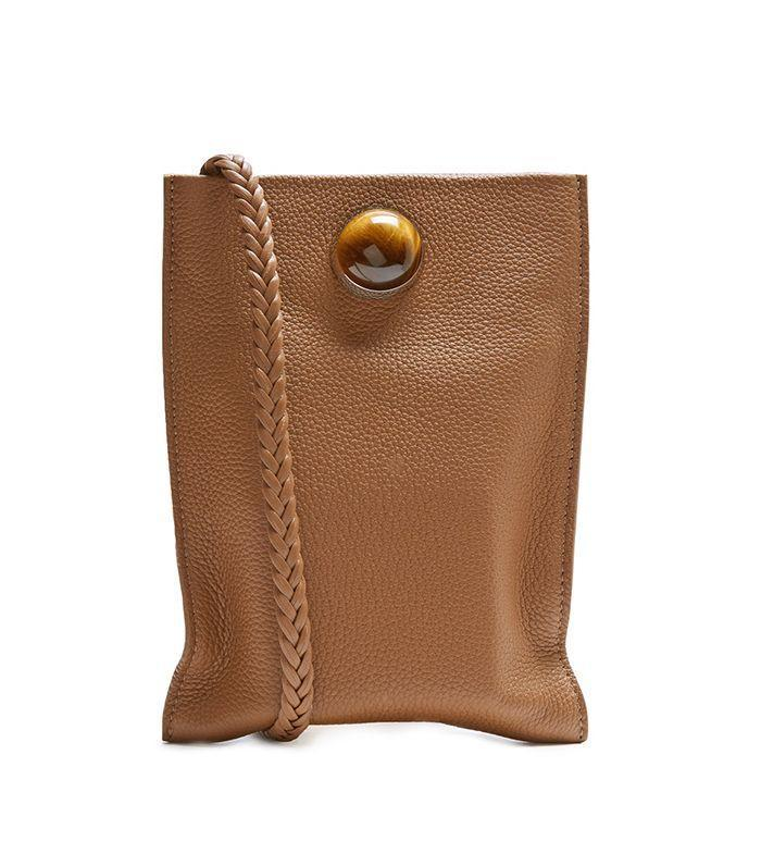 A small crossbody bag is essential when running around doing errands.