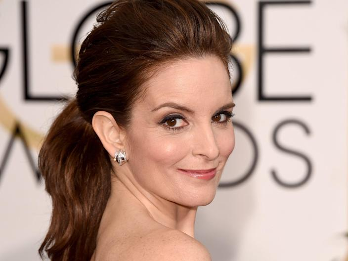 <p>Tina Fey: From SNL to Golden Globes host - how her trademark candour is exactly what we need to make it through another pandemic award show</p> (Getty Images)