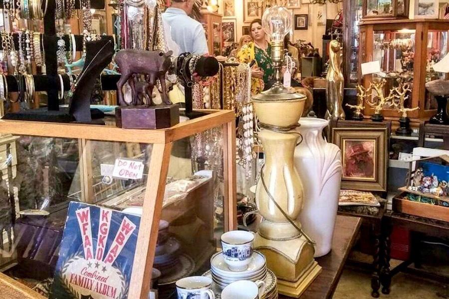 Delve into Fort Worth's 4 top antique stores